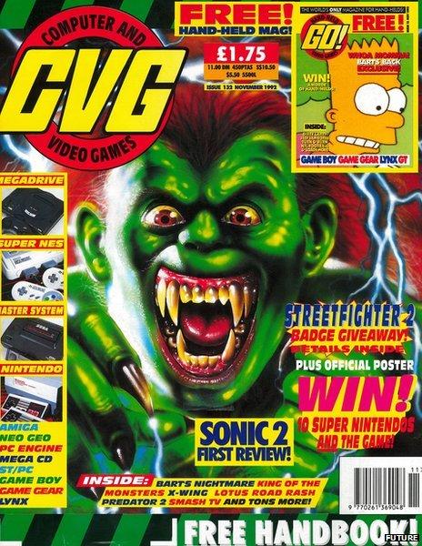 CVG cover