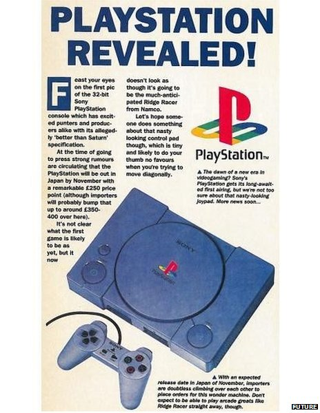 CVG Playstation coverage