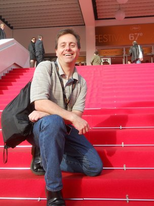 Neil Smith in Cannes