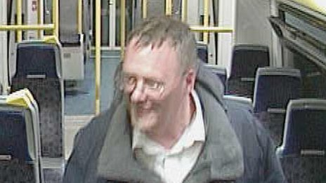 CCTV image released by police