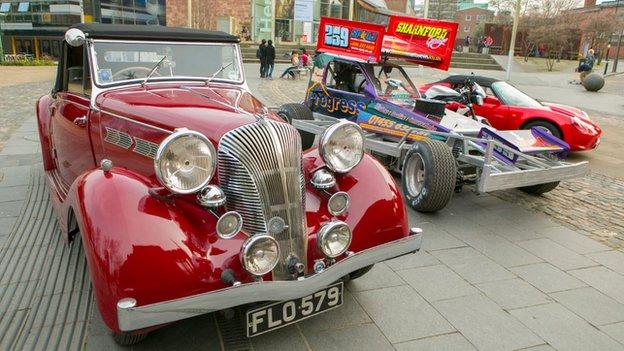 Coventry Ring Road Closure Motofest