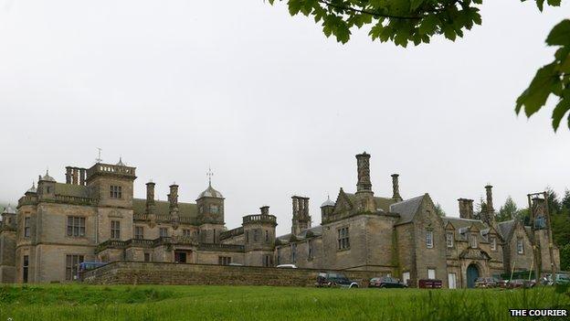 The former st ninian's school