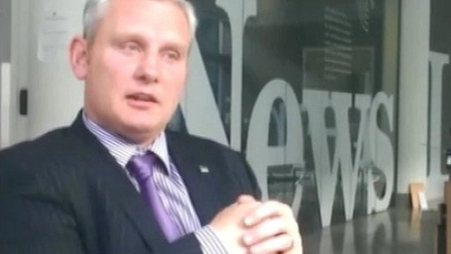 In an interview with The Newsletter, John McCallister said the decision warranted a wider discussion betweent the party.