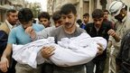 UN vote on Syria war crimes