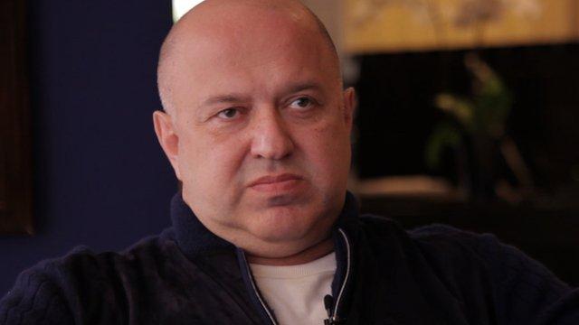 Yaya Toure's agent Dimitri Seluk
