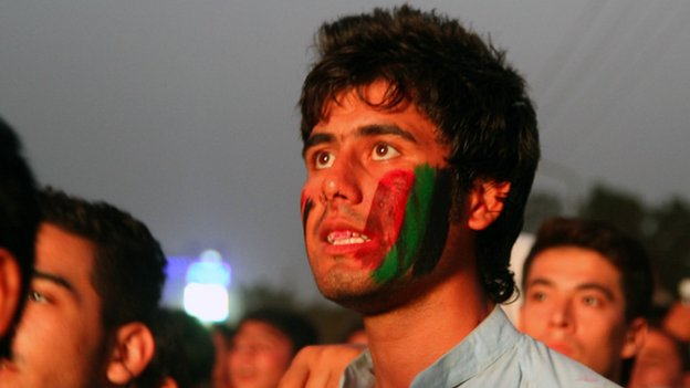 The success of the Afghan football team has mobilised fans all over the country