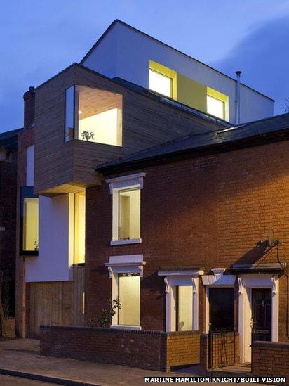 Zero Carbon House Birmingham