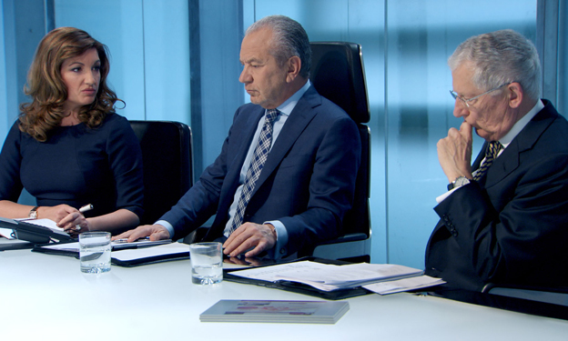 Alan Sugar (c) on The Apprentice