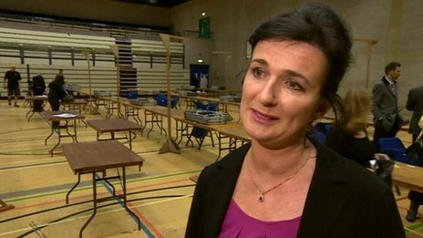 UKIP Councillor Christine Edwards-Daem