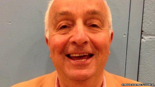 Labour's Steve Robinson