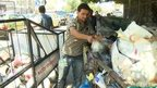 VIDEO: 'Rubbish' help for Syrian refugees