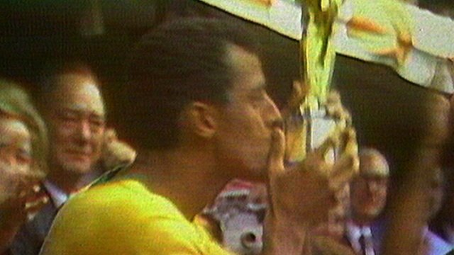 World Cup: Mexico 1970 - Brazil keep trophy after third win