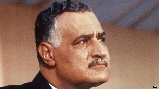 General Gamel Abdel Nasser