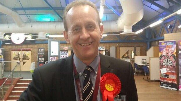 Steve Houghton