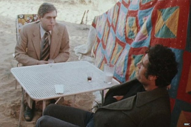 John Simpson meets Libyan leader Colonel Gaddafi for first BBC interview 1979
