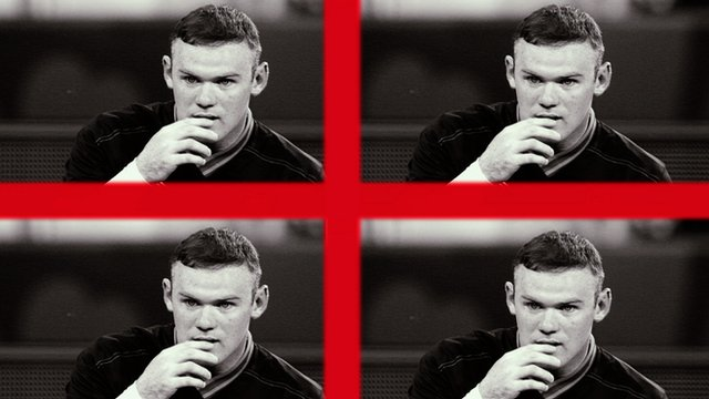 My World Cup dream - Wayne Rooney