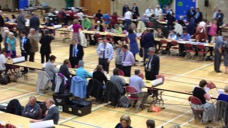 Wokingham Borough count