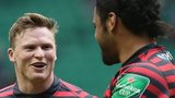 Chris Ashton and Billy Vunipola