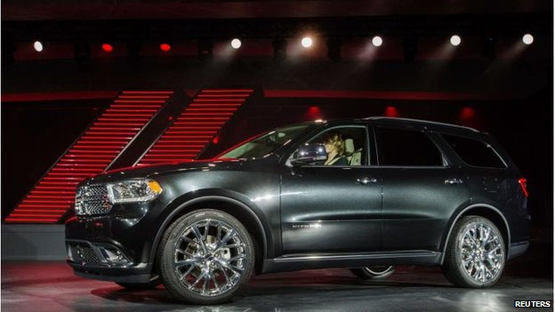 Chrysler LLC Dodge Durango sport-utility vehicle