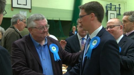 Conservative win in west Oxfordshire