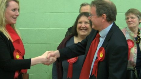 Labour win in Chipping Norton