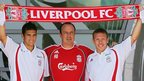 Bellamy signed for Liverpool in the 06/07 season