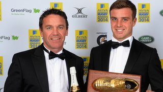 Mike Ford and George Ford