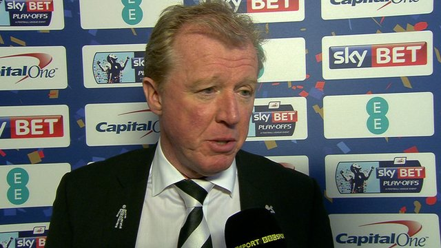 Derby 0-1 QPR: Cruel way for Derby to lose - Steve McClaren
