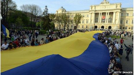 Lviv, 2 May