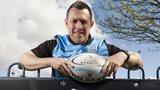 Glasgow Warriors assistant coach Matt Taylor