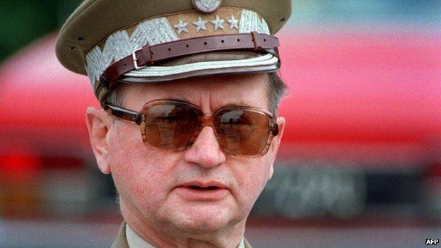 Gen Jaruzelski (1989)