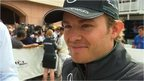 'Intense' Monaco win pleases Nico Rosberg