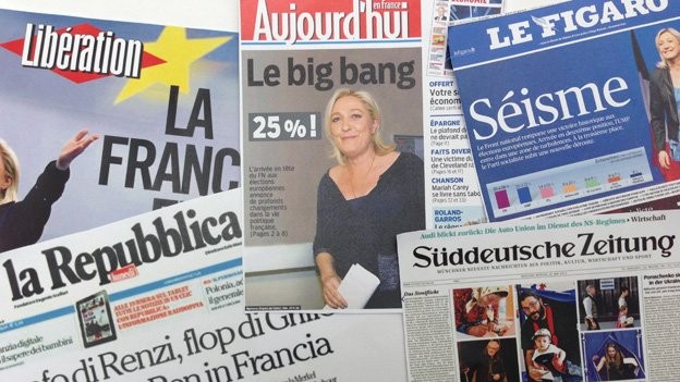 European papers