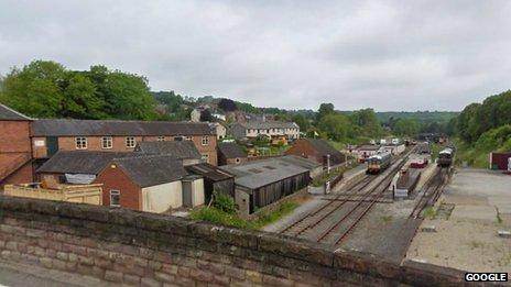 Wirksworth railway station