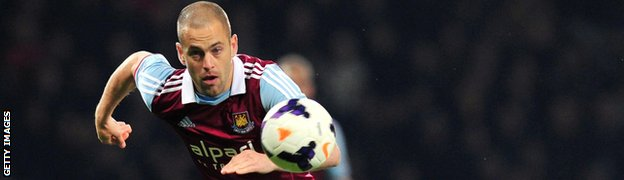 West Ham have released Joe Cole
