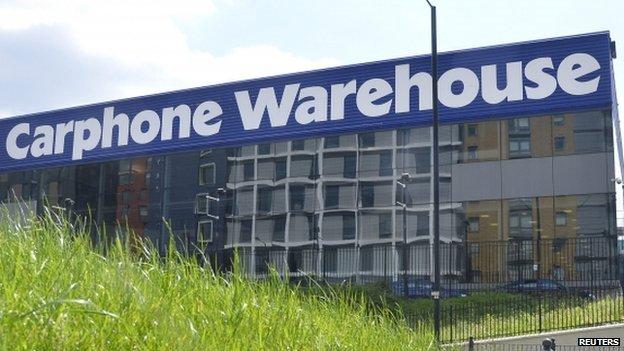 carphone warehouse - photo #12