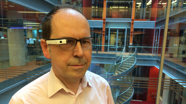 Rory in Google Glass