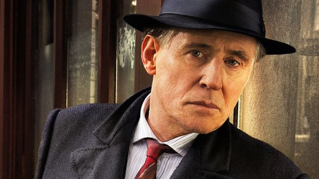 Gabriel Byrne in Quirke
