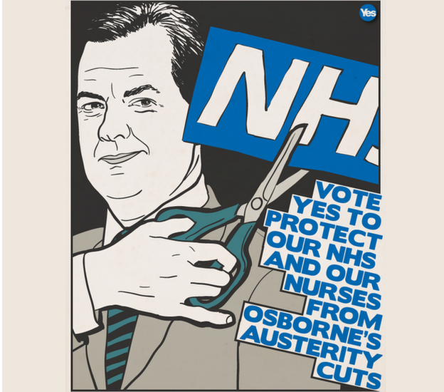 Yes Scotland poster