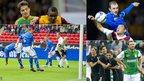 Scottish clubs in the Europa League in season 2013-14