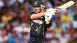 Australia batsman Aaron Finch