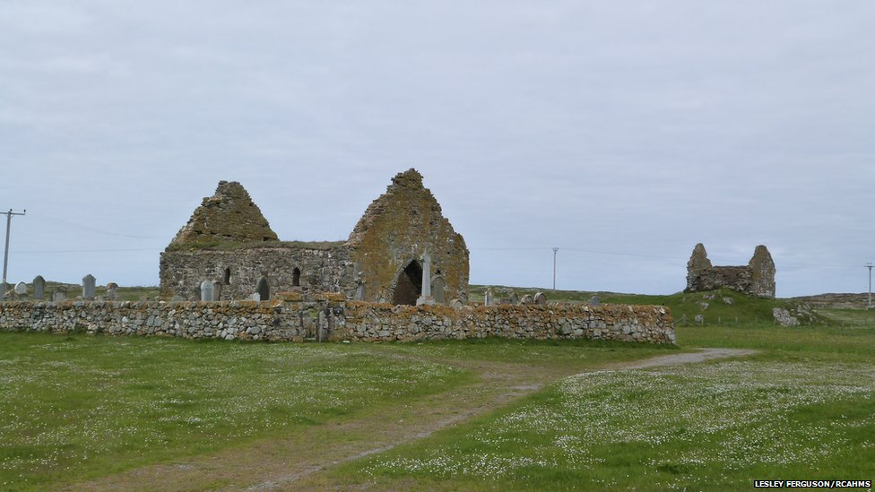Kirkapol, Tiree