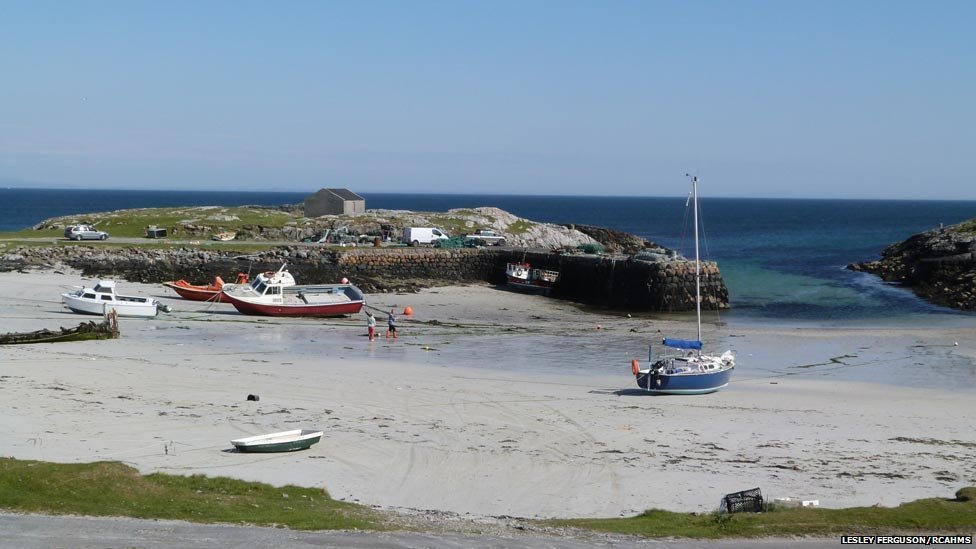 Scarinish, Tiree