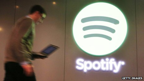 Spotify latest to be hit by hack