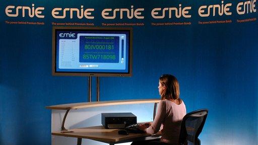 Ernie machine