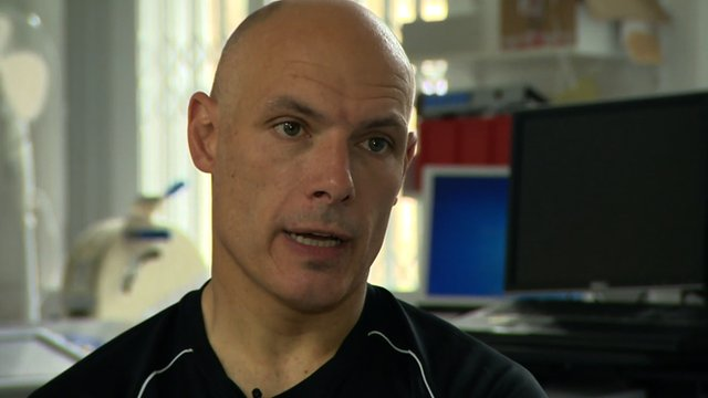 World Cup 2014: Referee Howard Webb prepares for Brazil