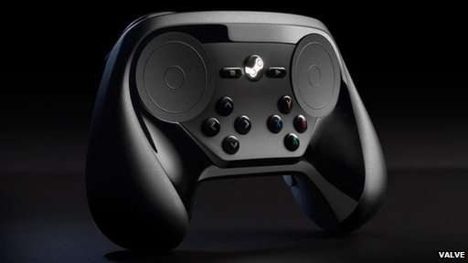 Steam Machine controller