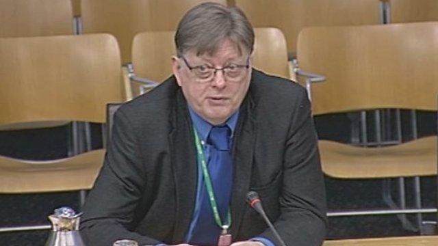Bill Scott Inclusion Scotland
