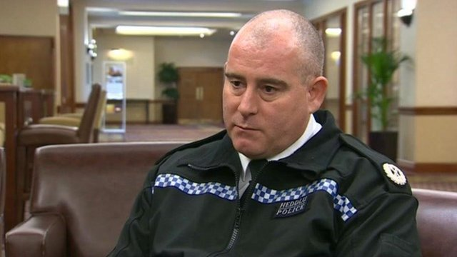 Merseyside Police Assistant Chief Constable Chris Armitt