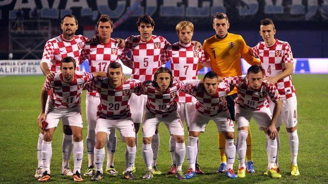 World Cup team profile: Croatia